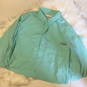 Other - Columbia Tamiami PFG LS Shirt Sz XL NWT